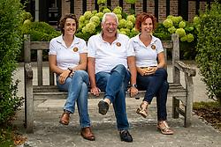 Team KBRSF, Laeremans Wendy, Nejszaten Marcel, Vereecke Evi <br /> Team KBRSF 2019<br /> © Hippo Foto - Dirk Caremans<br /> 06/08/2019