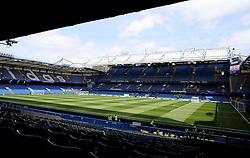 General view inside Stamford Bridge. - Photo mandatory by-line: Alex James/JMP - Mobile: 07966 386802 - 10/05/2015 - SPORT - Football - London - Stamford Bridge - Chelsea v Liverpool - Barclays Premier League