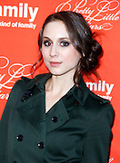 Troian Bellisario attends the Pretty Little Liars screening at the Ziegfeld Theater in New York City, New York on March 18, 2014. Photo by Donna Ward/ABACAUSA.COM