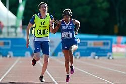 Elvina Vidot, 2014 IPC European Athletics Championships, Swansea, Wales, United Kingdom