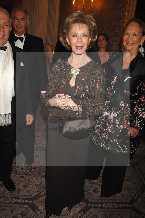LILY SAFRA at the Ark 2007 charity gala at Marlborough House, Pall Mall, London SW1 on 11th May 2007.<br /><br />NON EXCLUSIVE - WORLD RIGHTS