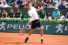 Roland Garros - 31 May 2017