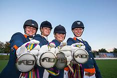 Arezzo 2014 European Championship J-YR