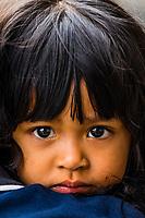 Young Cambodian girl, Siem Reap, Cambodia.