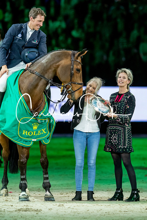 Von Eckermann Henrik, SWE, Toveks Mary Lou <br /> Rolex Grand Slam of Showjumping<br /> The Dutch Masters - 'S Hertogenbosch 2019<br /> © Hippo Foto - Sharon Vandeput<br /> <br />  17/03/2019