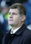 Sheffield - Saturday, November 29th, 2008: Brian Laws, manager of Sheffield Wednesday, during the match against Norwich City in the Coca Cola Championship, at Hillsborough, Sheffield. (Pic by Michael Sedgwick/Focus Images)