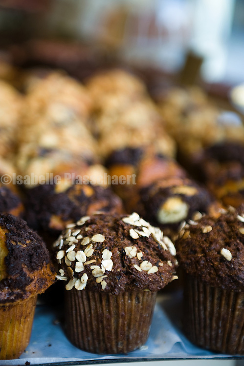 "Gails Bakery (http://www.gailsbread.co.uk) in Hampstead. ""We strive to deliver the highest quality handmade breads packed full of honest, natural, healthy and fresh ingredients.""."