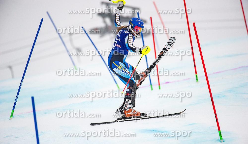 29.12.2013, Hochstein, Lienz, AUT, FIS Weltcup Ski Alpin, Lienz, Slalom, Damen, 1. Durchgang, im Bild Nathalie Eklund (SWE) // during the 1st run of ladies slalom Lienz FIS Ski Alpine World Cup at Hochstein in Lienz, Austria on 2013/12/29, EXPA Pictures © 2013 PhotoCredit: EXPA/ Michael Gruber