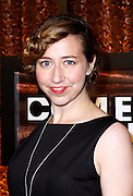 Kristen Schaal attends The Comedy Awards taping at the Hammerstein Ballroom in New York City on March 26, 2011.