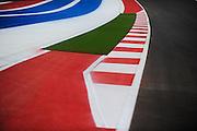 Nov 15-18, 2012: COTA track curb detail.© Jamey Price/XPB.cc
