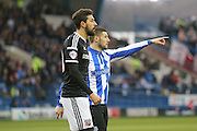Sheffield Wednesday forward Gary Hooper  during the Sky Bet Championship match between Sheffield Wednesday and Brentford at Hillsborough, Sheffield, England on 13 February 2016. Photo by Simon Davies.
