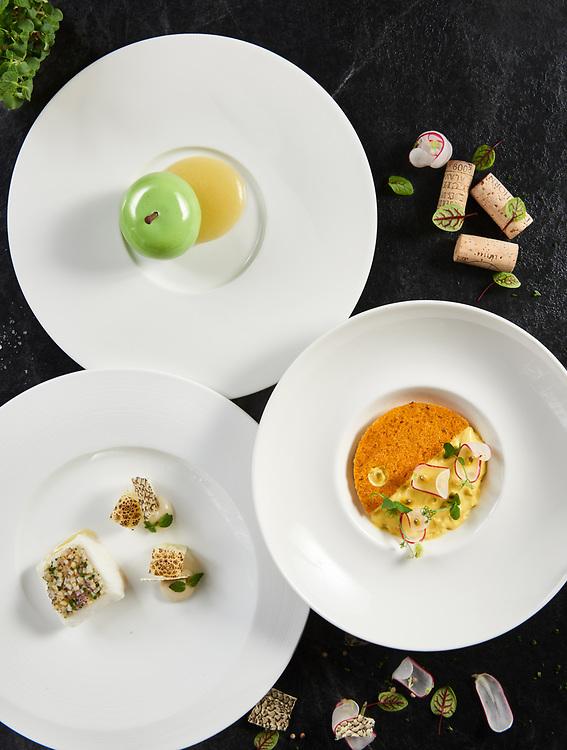 Food shot for Sheraton Hong Hong - Marriott Studio / Taste of HK 2018.<br /> Photo by Moses NG/ MozImages