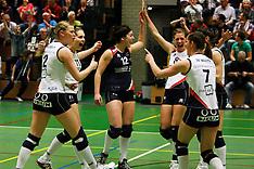 20120321 NED: Dela-League 1/2 Finale Play Off Dames Sliedrecht Sport - Irmato Vc Weert, Sliedrecht