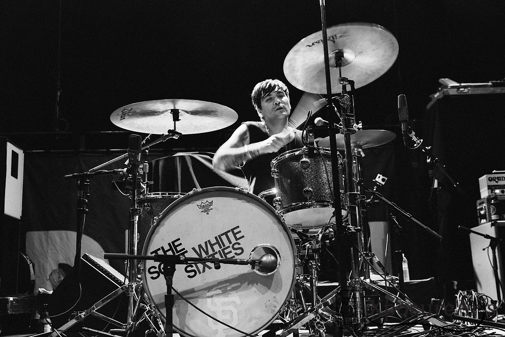 Joey Bustos of The Soft White Sixties