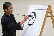 Artist Ron Gee holds Master Class at SUNY Orange