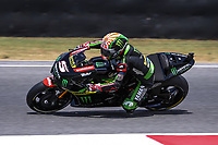 Johann Zarco of French and Monster Yamaha Tech 3 during the MotoGP Italy Grand Prix 2017 at Autodromo del Mugello, Florence, Italy on 4th June 2017. Photo by Danilo D'Auria.<br /> <br /> Danilo D'Auria/UK Sports Pics Ltd/Alterphotos