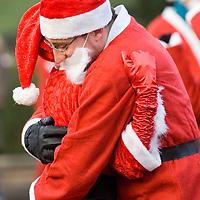 Santa Run Edinburgh 2007