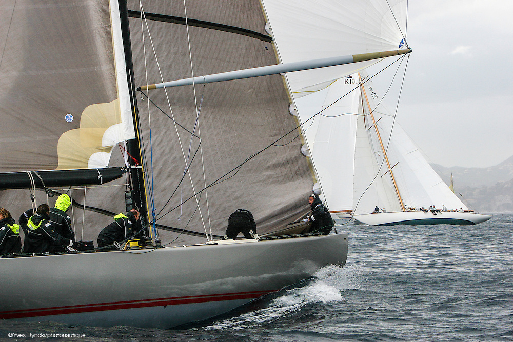 Challenge Twelve KA10, Wings K15, voile, 12M, Jauge internationale,Régate Royales