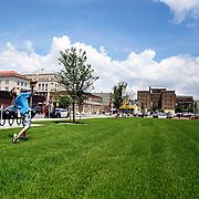 Roosevelt Park Plaza Opening, Camden, NJ