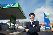 OMV Tankpost St. Veit an der Glan. Franchiser Heidrun Huber.