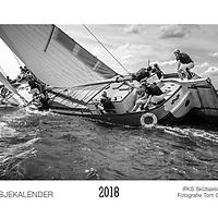 IFKS Skûtsjekalender 2018