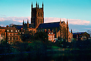 Worcester Cathedral, Worcestershire, England