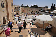 Israel, Jerusalem, Old City Wailing Wall