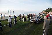 August 14-16, 2012 - Pebble Beach / Monterey Car Week. Dawn patrol at Pebble Beach
