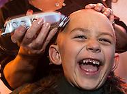 St. Baldrick's Day Head-shaving