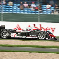 #7 Peugeot 908 HDi FAP - Team Peugeot Total (Drivers - Marc Gené and Nicolas Minassian) LMP1, Le Mans Series Silverstone 1000KM 2008
