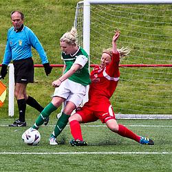 Hibernian v Forfar | Scottish Women's Premier League | 13 May 20122