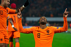 20181116 NED: UEFA Nations League Netherlands - France, Rotterdam