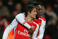 Arsenal v Queens Park Rangers 261214