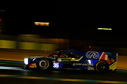 June 15, 2018 - Le Mans, Sarthe, France - SMP Racing DALLARA P217 Gibson Driver VICTOR SHAITAR (RUS) in action during the 86th edition of the 24 hours of Le Mans 2nd round of the FIA World Endurance Championship at the Sarthe circuit at Le Mans - France (Credit Image: © Pierre Stevenin via ZUMA Wire)