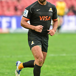 Johannesburg, SOUTH AFRICA, 21, MAY 2016 - during the Super Rugby match between Emirates Lions vs Jaguares ,Emirates Airlines Park,Johannesburg.<br /> Matías Orlando of the Jaguares.<br /> <br /> South Africa. (Photographer Christiaan Kotze ) -- (Steve Haag Sports) <br /> <br /> Images for social media must have consent from Steve Haag