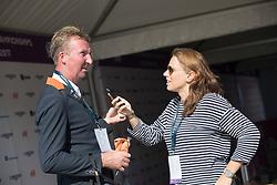 Hosmar Frank, NED<br /> FEI European Para Dressage Championships - Goteborg 2017 <br /> © Hippo Foto - Dirk Caremans