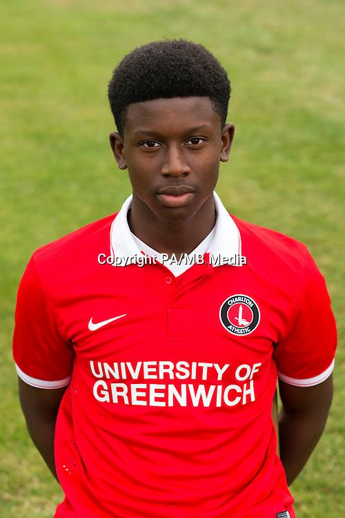 Samuel Nwosu, Charlton Athletic