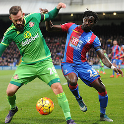 Crystal Palace v Sunderland | Premier League | 23 November 2015