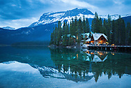 Emerald Lake British Columbia Canada