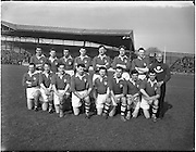 17/03/1958.03/17/1958.17 March 1958.Railway Cup Football Final: Munster v Connaught, Croke Park..The Munster team.