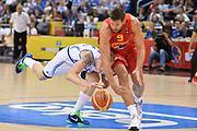 DESCRIZIONE : Berlino Berlin Eurobasket 2015 Group B Spain Iceland<br /> GIOCATORE : Haukur Palsson<br /> CATEGORIA : Palleggio equilibrio curiosita sequenza<br /> SQUADRA : Iceland<br /> EVENTO : Eurobasket 2015 Group B <br /> GARA : Spain Iceland<br /> DATA : 09/09/2015 <br /> SPORT : Pallacanestro <br /> AUTORE : Agenzia Ciamillo-Castoria/Mancini Ivan<br /> Galleria : Eurobasket 2015 <br /> Fotonotizia : Berlino Berlin Eurobasket 2015 Group B Spain Iceland