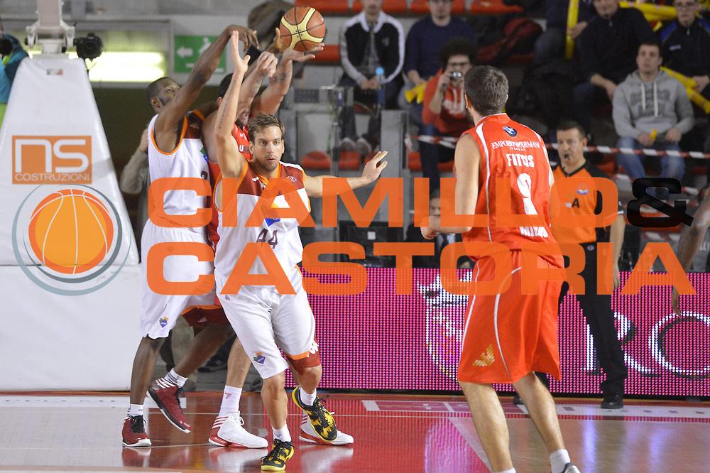 DESCRIZIONE : Roma Lega A 2012-13 Acea Roma EA7 Emporio Armani Milano<br /> GIOCATORE : Gani Lawal<br /> CATEGORIA : controcampo difesa <br /> SQUADRA : Acea Roma<br /> EVENTO : Campionato Lega A 2012-2013 <br /> GARA :  Acea Roma EA7 Emporio Armani Milano<br /> DATA : 17/02/2013<br /> SPORT : Pallacanestro <br /> AUTORE : Agenzia Ciamillo-Castoria/GiulioCiamillo<br /> Galleria : Lega Basket A 2012-2013  <br /> Fotonotizia : Roma Lega A 2012-13 Acea Roma EA7 Emporio Armani Milano<br /> Predefinita :