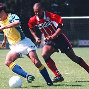 Oefenpartij FC Baarn - PSV, Marciano Vink