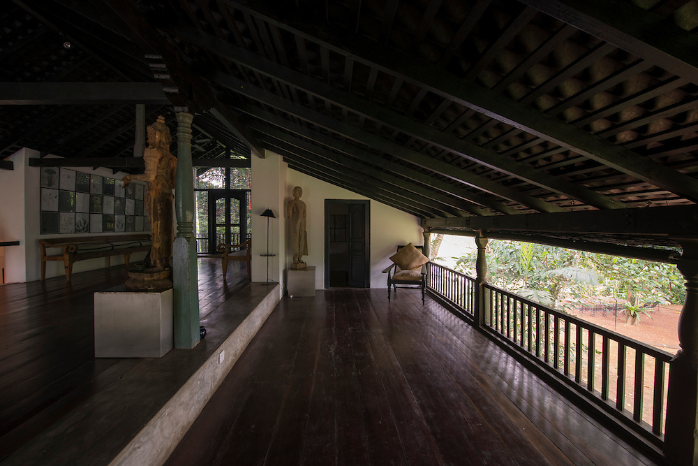 Villa No 87<br /> Galle Road, Bentota, Sri Lanka 1978<br /> Geoffrey Bawa