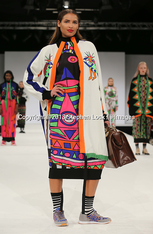 Graduate Fashion Week In London I Images