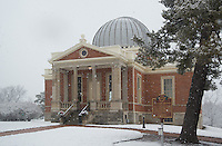 Cincinnati Observatory Winter