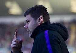 Tottenham Hotspur manager Mauricio Pochettino- Mandatory by-line: Jack Phillips/JMP - 23/02/2019 - FOOTBALL - Turf Moor - Burnley, England - Burnley v Tottenham Hotspur - English Premier League