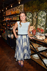 Writer, homecook and author SKYE McALPINE at the launch of the House of Hackney La Coqueta childrens' fashion collectection held at House of Hackney, 131 Shoreditch High Street, London on 23rd April 2016.