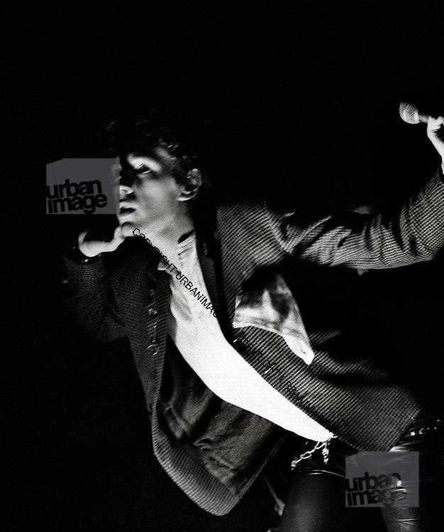 Sex Pistols live at Brunel University 1980