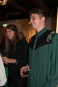 PRINCESS FLORENCE VON PREUSSEN; FRITZ VON PREUSSEN, The launch of Nicky Haslam for Oka. Oka, 155-167 Fulham Rd. London SW3. 18 September 2013.